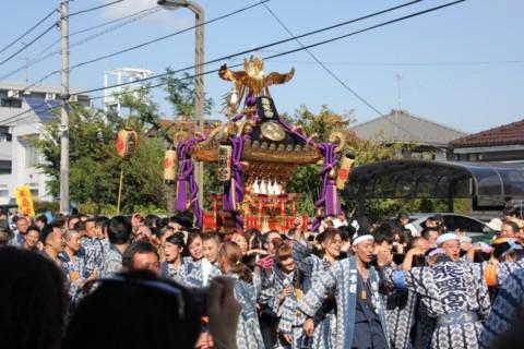 Matsuri in Japan